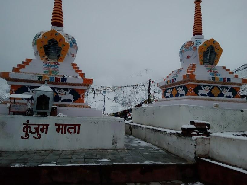 Kunzum Mata Temple